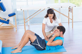 HEALTH AND FITNESS SERVICES